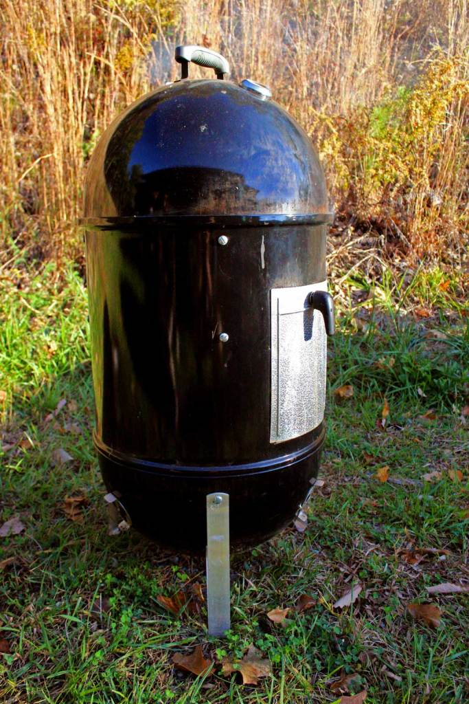 water smoker smoking