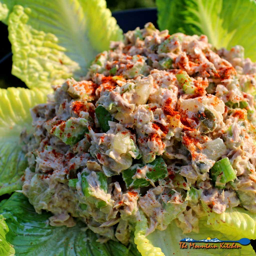 Classic Tuna Fish Salad
