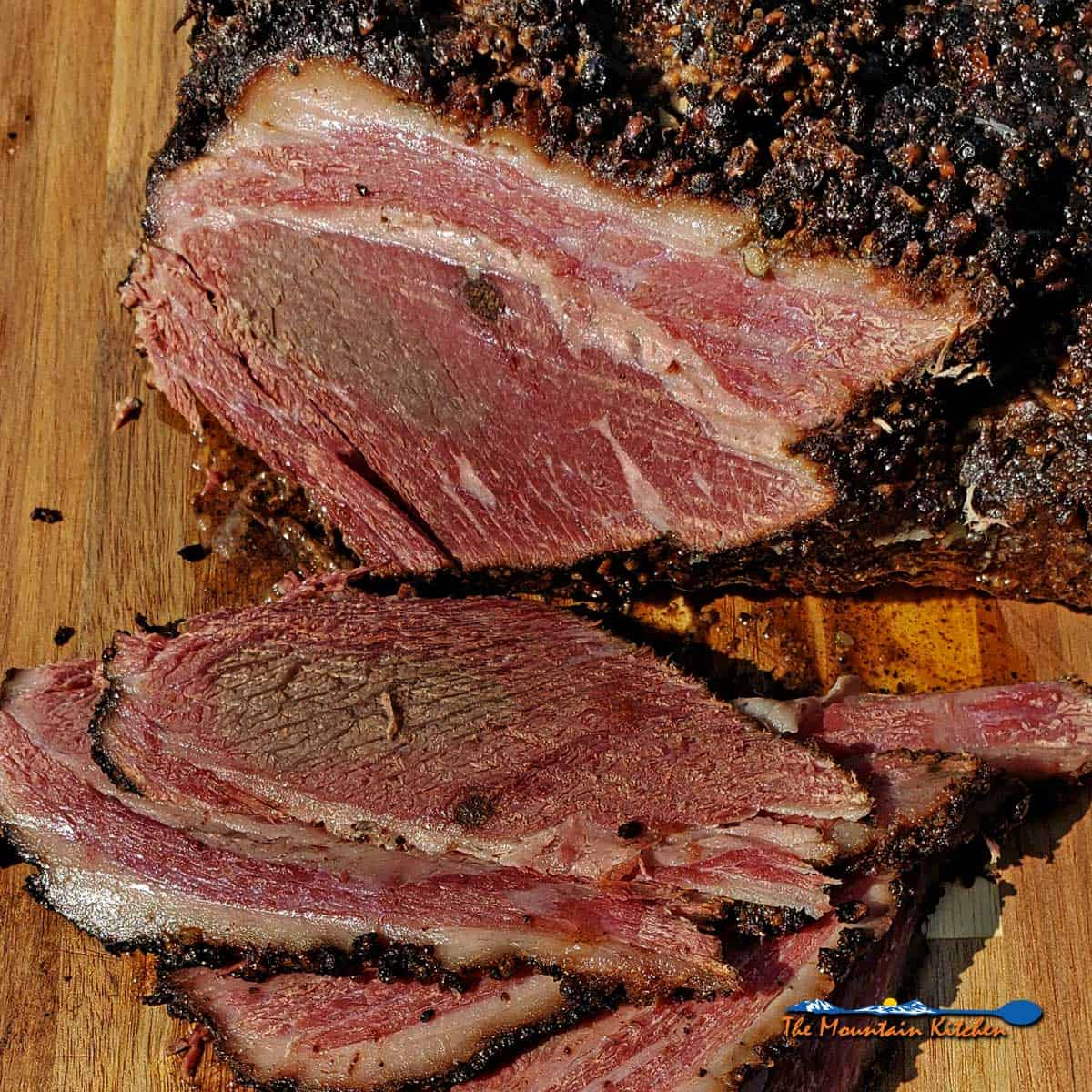 How To Make Smoked Pastrami {A Step-By-Step Tutorial