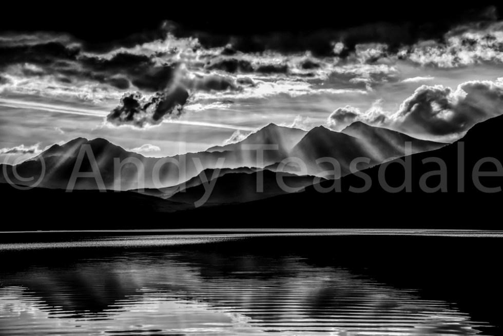 Snowdon Horseshoe and Llynnau Mymbyr