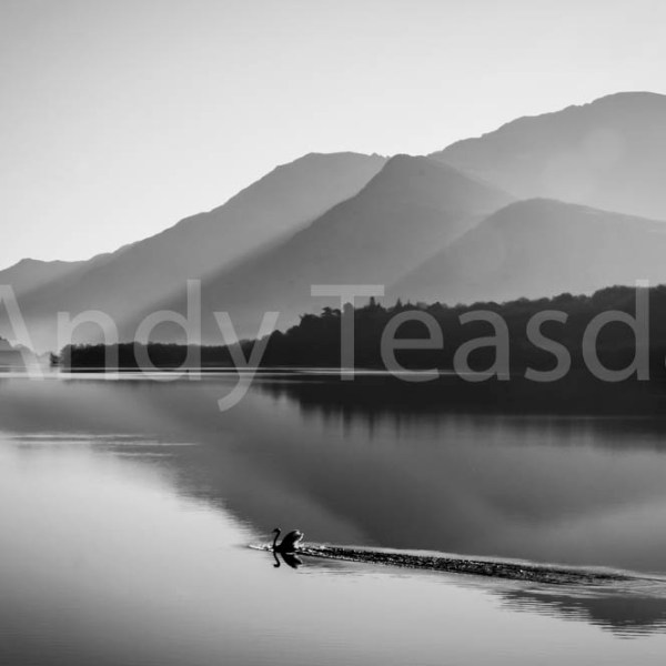 Llyn Padarn in morning light