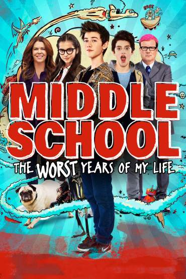 Download Middle School: The Worst Years of My Life (2016) {English With Subtitles} BluRay 480p [300MB] || 720p [700MB] || 1080p [1.4GB]