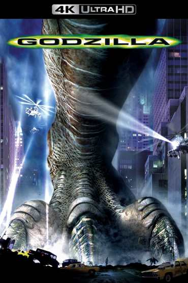 Download Godzilla (1998) Dual Audio {Hindi-English} ESubs BluRay 480p [500MB] || 720p [1.0GB]