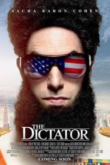 Download [18+] The Dictator (2012) Dual Audio {Hindi-English} 480p [300MB] || 720p [700MB] || 1080p [1.7GB]