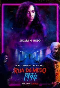 Rua do Medo: 1994 – Parte 1 Torrent (2021) Dual Áudio 5.1 / Dublado WEB-DL 1080p – Download