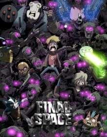 Final Space 3ª Temporada WEB-DL 720p / 1080p Legendado