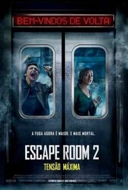 Escape Room 2: Tensão Máxima Torrent (2021) Legendado WEB-DL 720p | 1080p – Download