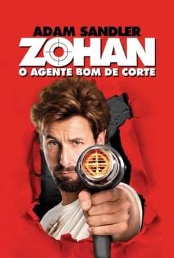 Zohan - Um Agente Bom de Corte Torrent (2008) Dual Áudio / Dublado BluRay 1080p – Download