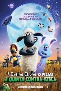 Shaun, o Carneiro: Farmageddon Torrent (2019) Dublado HD 720p – Download