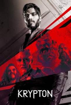 poster Krypton 2ª Temporada Torrent