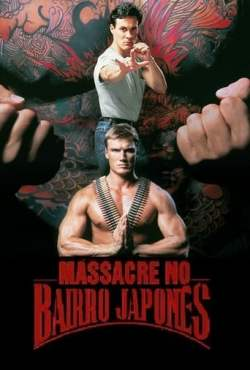 Massacre no Bairro Japonês Torrent
