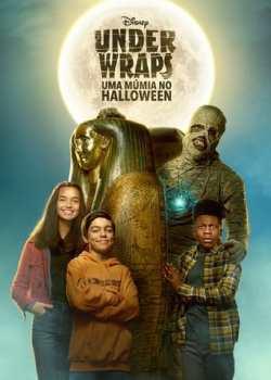 Under Wraps: Uma Múmia no Halloween Torrent - WEB-DL 720p Dublado (2021)