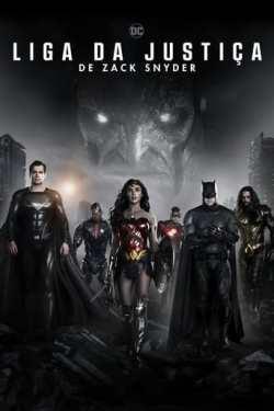 Liga da Justiça de Zack Snyder Torrent (2021) Dual Áudio - Download 720p | 1080p