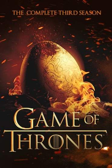 Download Game Of Thrones (Season 3) {Hindi-English} Dual Audio 480p [200MB] || 720p [450MB] || 1080p [750MB]
