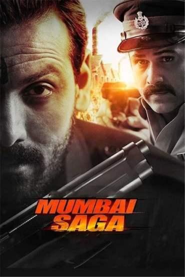 Download Mumbai Saga (2021) Hindi Movie Pre-DvD Rip || 480p [400MB] || 720p [800MB] || 1080p [1.7GB]