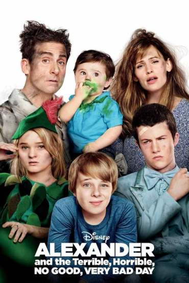 Download Alexander and the Terrible, Horrible, No Good, Very Bad Day (2014) {English With Subtitles} BluRay 480p [300MB] || 720p [700MB] || 1080p [1.2GB]