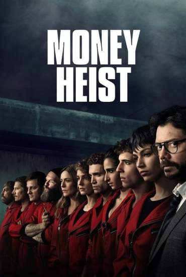 Download Money Heist (Season 1 – 4) Dual Audio {English-Spanish} 720p [280MB]