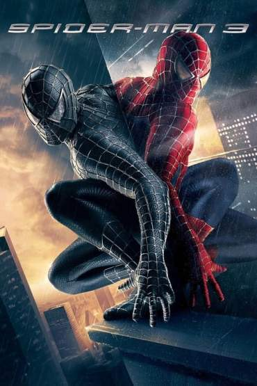 Download Spider-Man 3 (2007) Dual Audio {Hindi-English} 480p [380MB] || 720p [1GB] || 1080p [2.4GB]