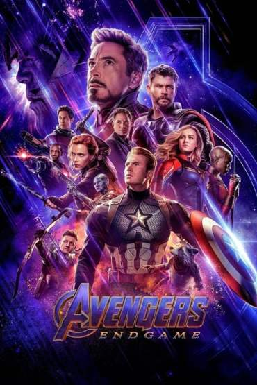 Download Avengers: Endgame (2019) Dual Audio {Hindi-English} 480p [500MB] 720p [1.7GB] || 1080p [4.3GB]