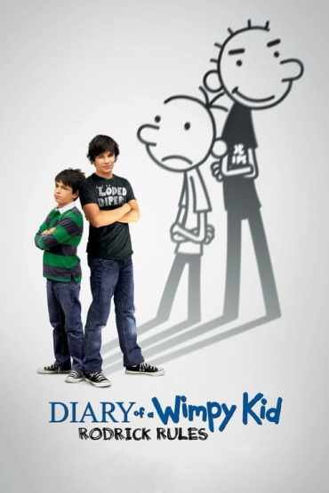 Download Diary of a Wimpy Kid: Rodrick Rules (2011) {English With Subtitles} 480p [400MB] || 720p [850MB]