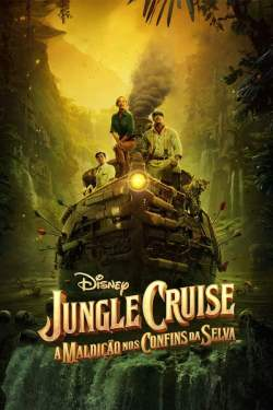 Jungle Cruise Torrent (2021) Dual Áudio - Download 720p | 1080p