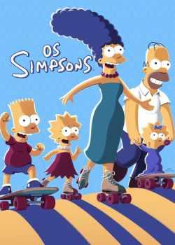 The Simpsons 33ª Temporada Torrent – WEB-DL 720p | 1080p Dual Áudio / Legendado (2021)
