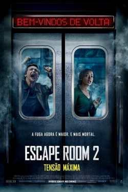 Escape Room 2: Tensão Máxima Torrent (2021) Dual Áudio - Download 1080p
