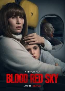 Céu Vermelho-Sangue Torrent - WEB-DL 1080p Dual Áudio (2021)