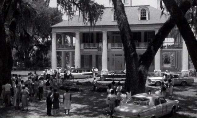 Hush Hush Sweet Charlotte 1964 Filming Locations