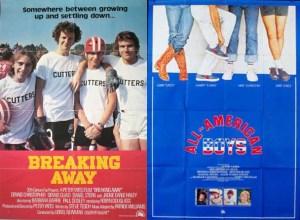 Breaking Away Movie Posters