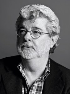 George Lucas, creator of Star Wars