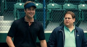 Moneyball - Brad Pitt & Jonah Hill