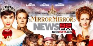 Mirror Mirror - The Movie Guys - News 92FM