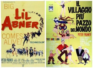Li'l Abner posters