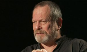 Director Terry Gilliam