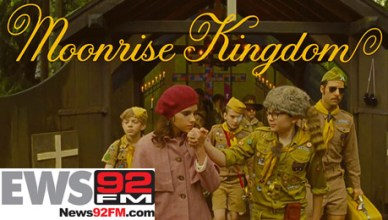 Moonrise Kingdom - News 92FM