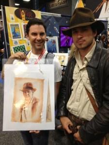 Cool Indiana Jones
