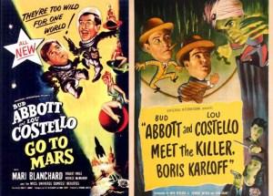 Abbott & Costello movies