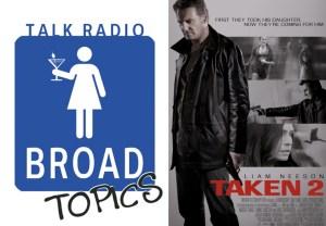 BROAD TOPICS - TAKEN 2