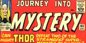 Thor - Journey Into Mystery