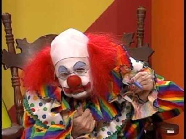 Grandma the Clown