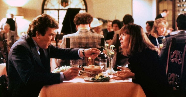 Albert Finney and Diane Keaton in another Alan Parker film