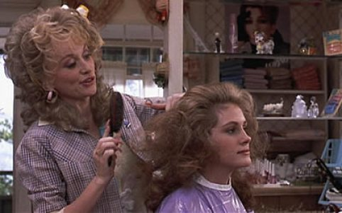 Image result for dolly and julia in steel magnolias