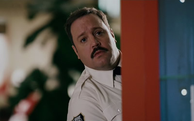 Kevin James In Paul Blart Mall Cop 2009