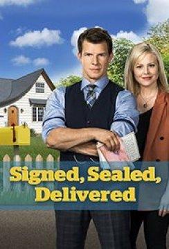 Signed, Sealed, Delivered - DVD Image
