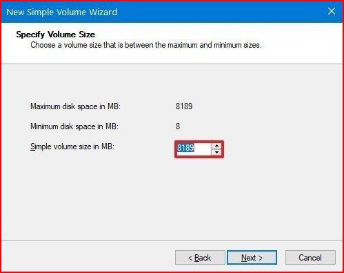 Create virtual hard disk and enable bitlocker in windows-10 -7