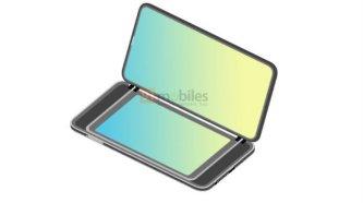 Oppo folding design phone-2