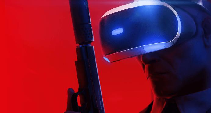 Hitman 3 Version 3.11 VR