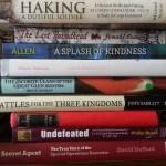 New Books 2015 pt.5