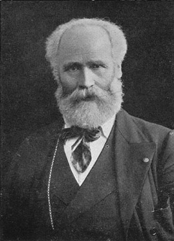 James Keir Hardie was an early democratic soci...